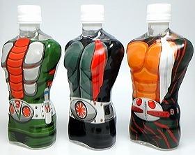 20091228-仮面ライダーのペットボトル.jpeg